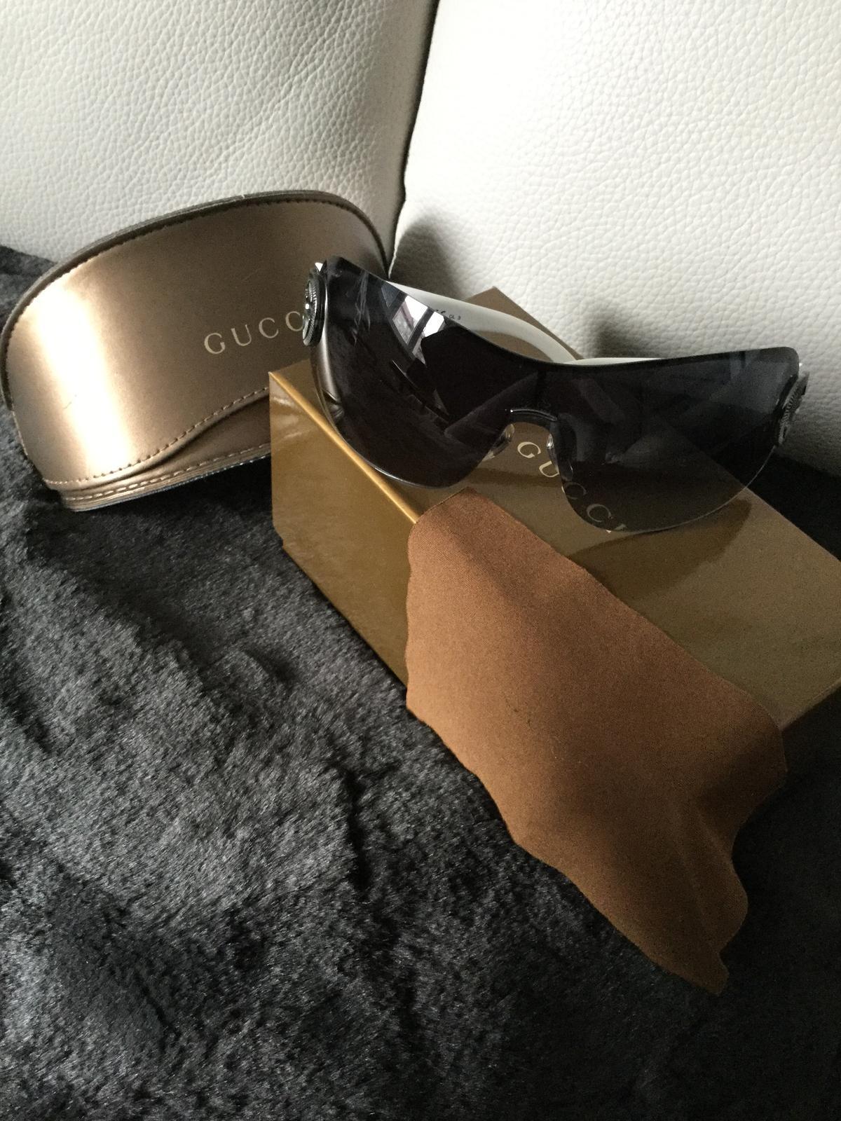 dea0559fe Gucci slnecne okuliare+vichy/bioderma, - 95 € od predávajúcej katka1025 | Detský  bazár | ModryKonik.sk