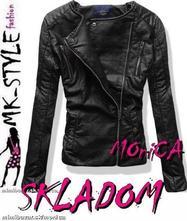 Luxusná koženková bunda - ihneď 1dc22ab57b6