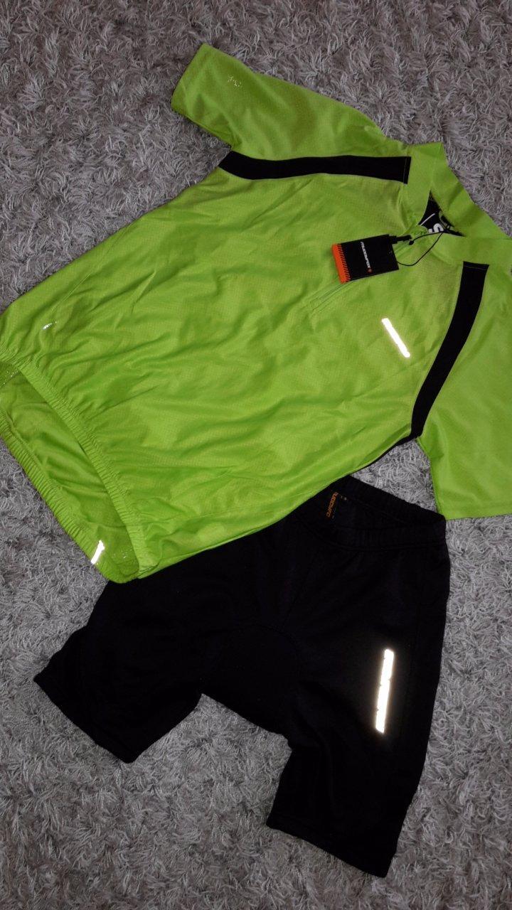53c68c8110807 Pánske cyklo oblečenie - tričko a kraťasy v.s, muddyfox,s - 22 € od  predávajúcej maggdi   Detský bazár   ModryKonik.sk