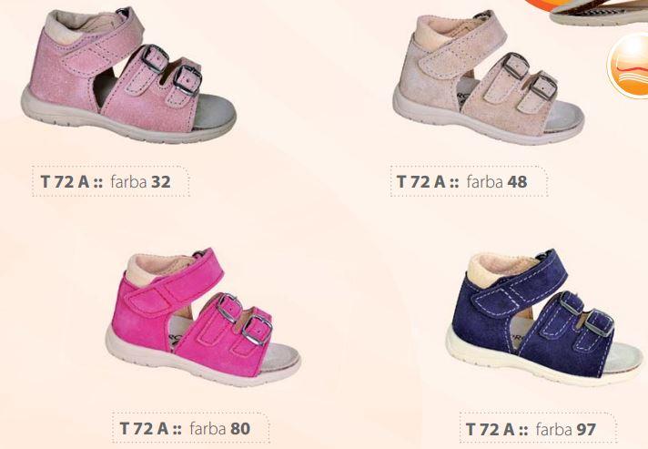 43a0ca8d79a6 Ortopedické sandálky t72 a
