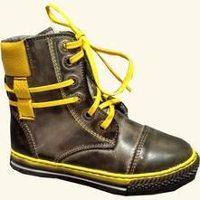 Zimná obuv wanda hnedá, wanda,31 - 36