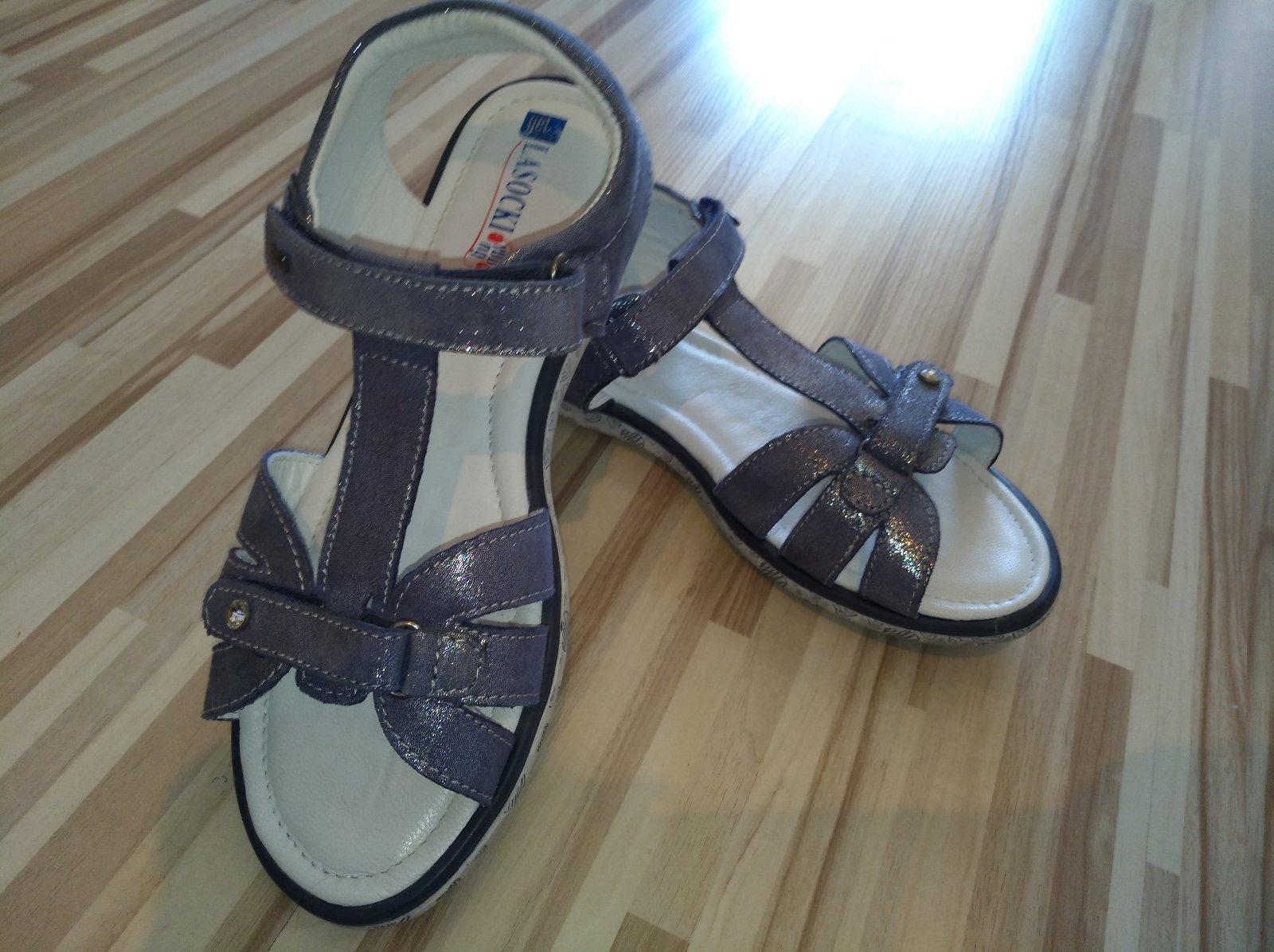 c38dd4182a4c Dievčenské sandale 35