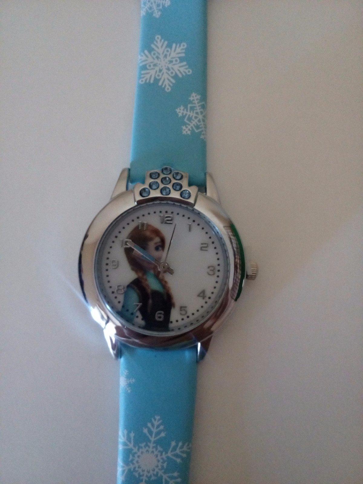 a3eab4775 Detské náramkové hodinky frozen anna, - 5 € od predávajúcej meryen88 |  Detský bazár | ModryKonik.sk