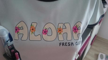 Aloha tričko značkové d03f5478e72