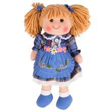 Textilná bábika katie 35 cm 12m+,