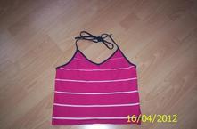 Ružové tričko , american eagle,l