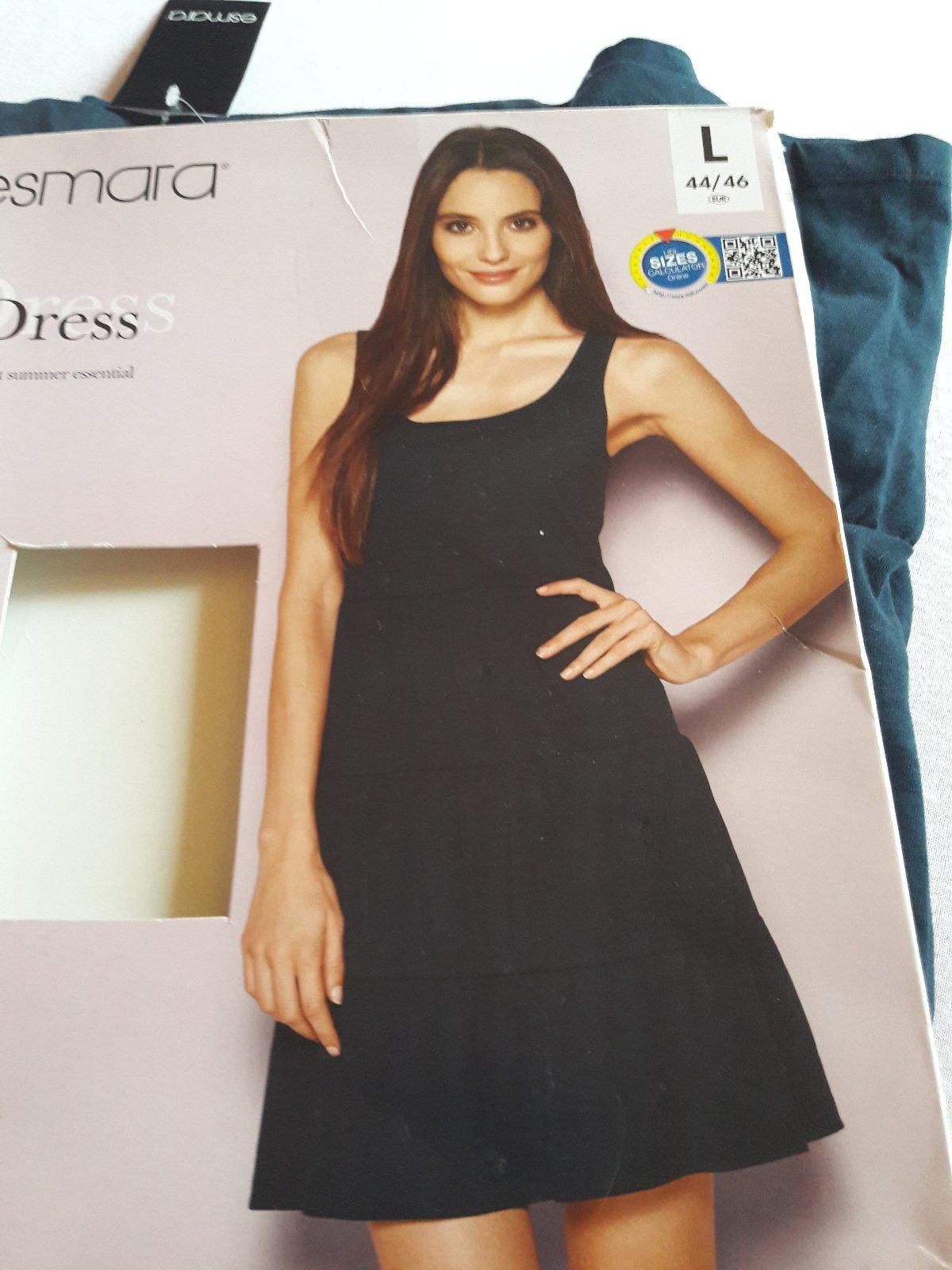 Damske šaty esmara e1cb959970e