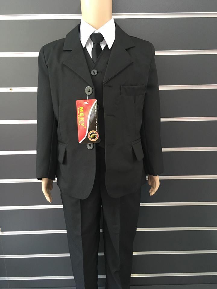 dc857f11c Štýlový oblek pre chlapca - skladom, 92 / 98 / 104 / 110 - 25,90 € od  predávajúcej baska2606 | Detský bazár | ModryKonik.sk