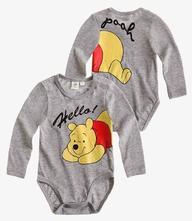 Body macko pooh, disney,62 / 68 / 80 / 86 / 92