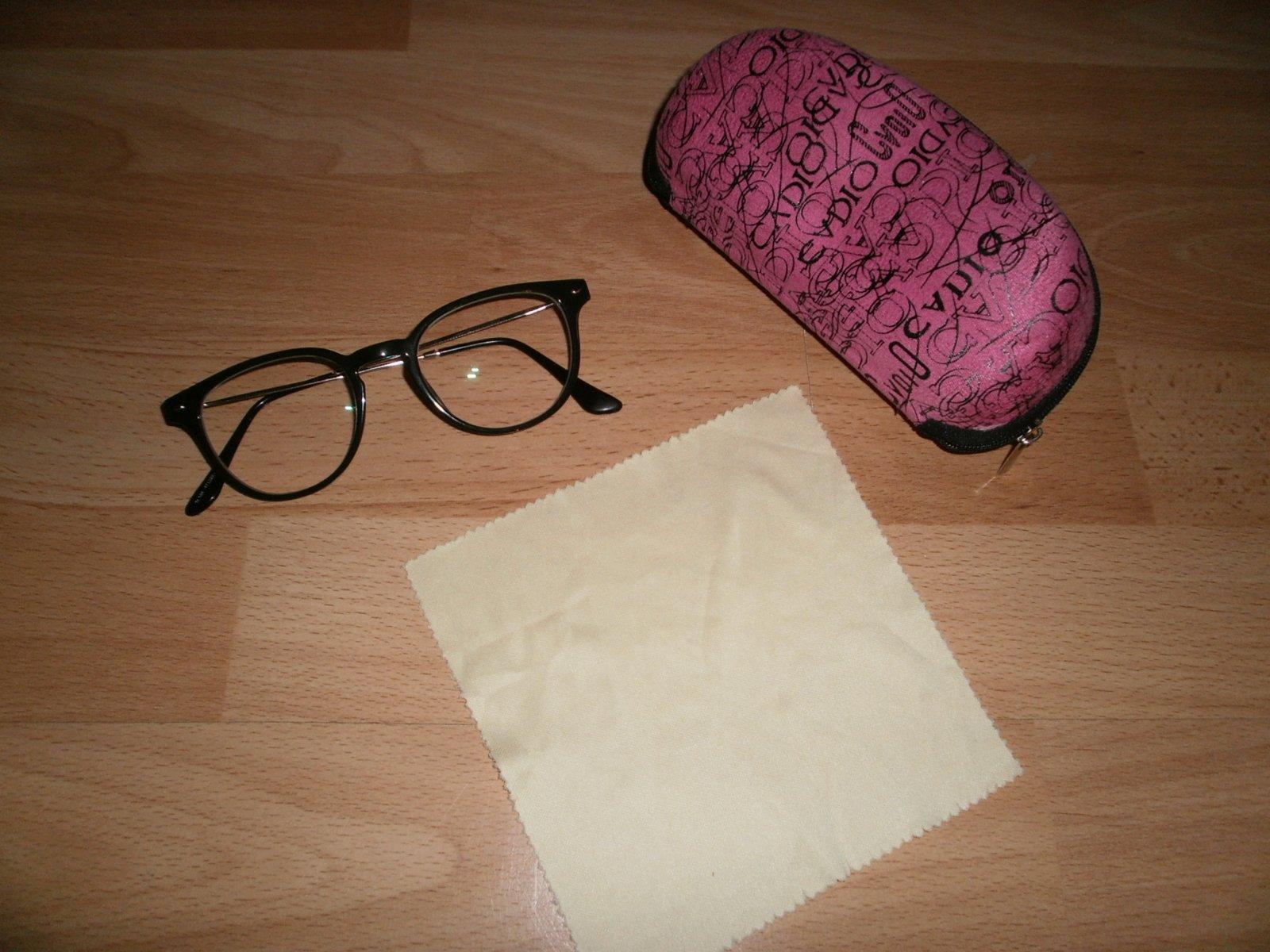 3748b702d Dioptrické okuliare/rám grátis puzdro a handrička, - 20 € od predávajúcej  bubuliatkova | Detský bazár | ModryKonik.sk