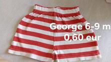 Detské oblečenie, george,80