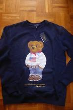 d21cab6733 Luxusna mikina original ralph lauren macko teddy