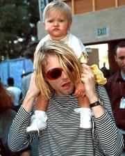 Kurt Cobain - Frances Bean ( * 1992 )