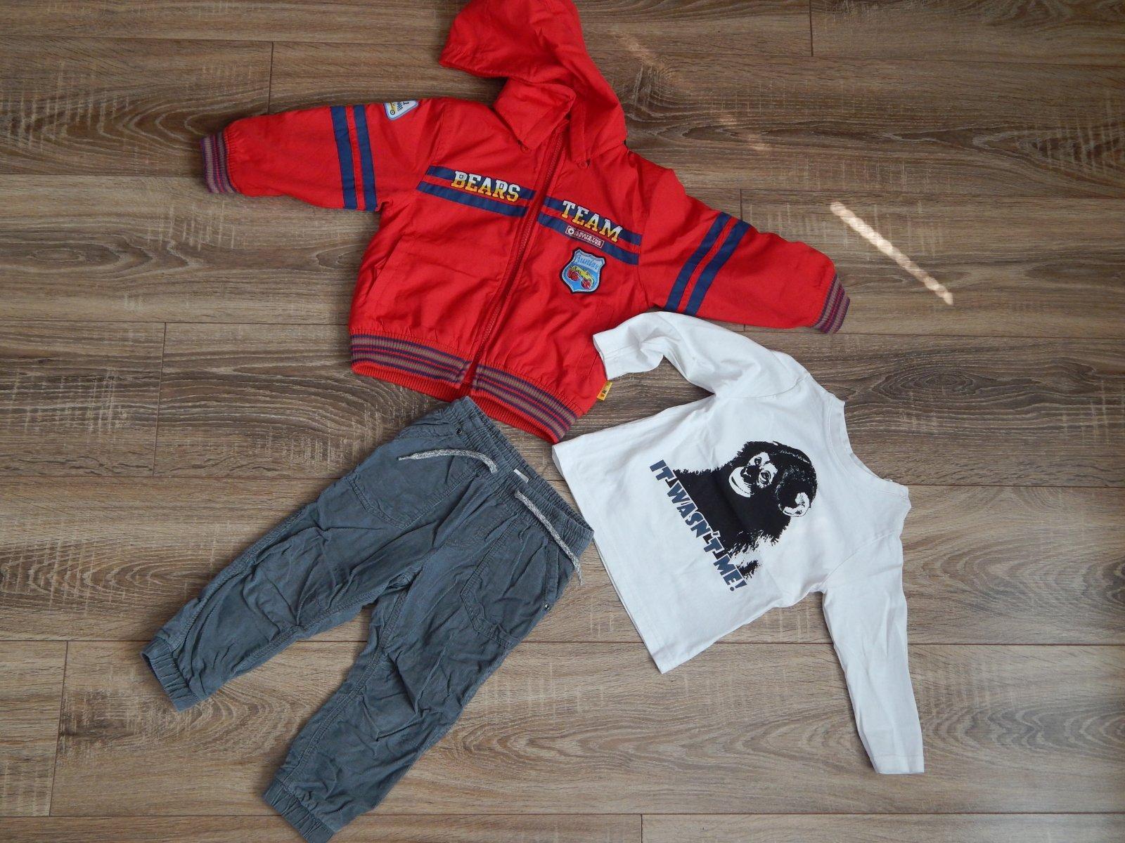 1 inzerát • 0 hodnotení. Chlapčenské oblečenie 24f12d2f049