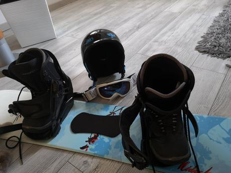 Snowboard 95b5815f449