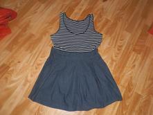Pohodlné šaty  m/l, 40