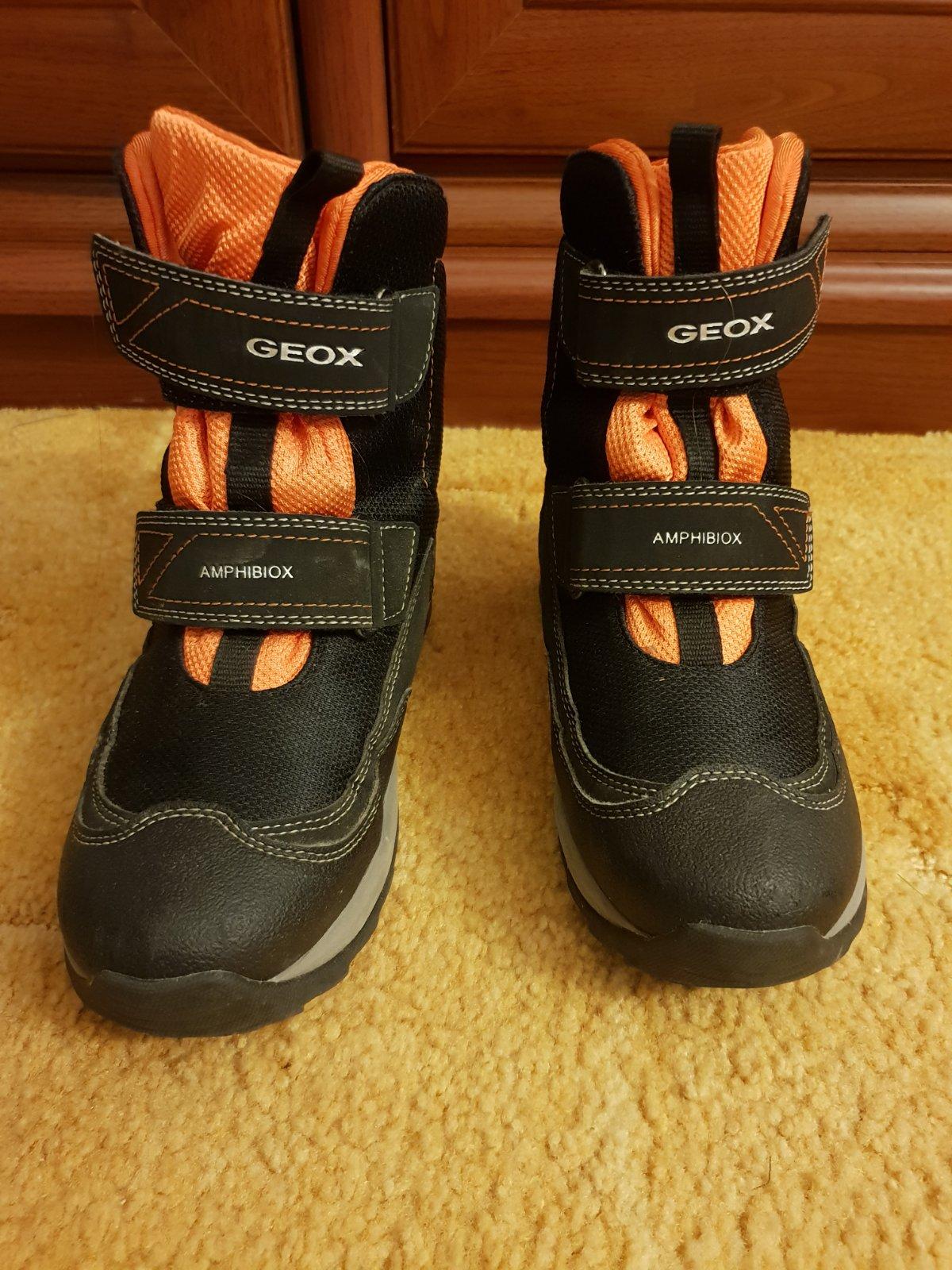 Zimné topánky geox da2dc39cf34