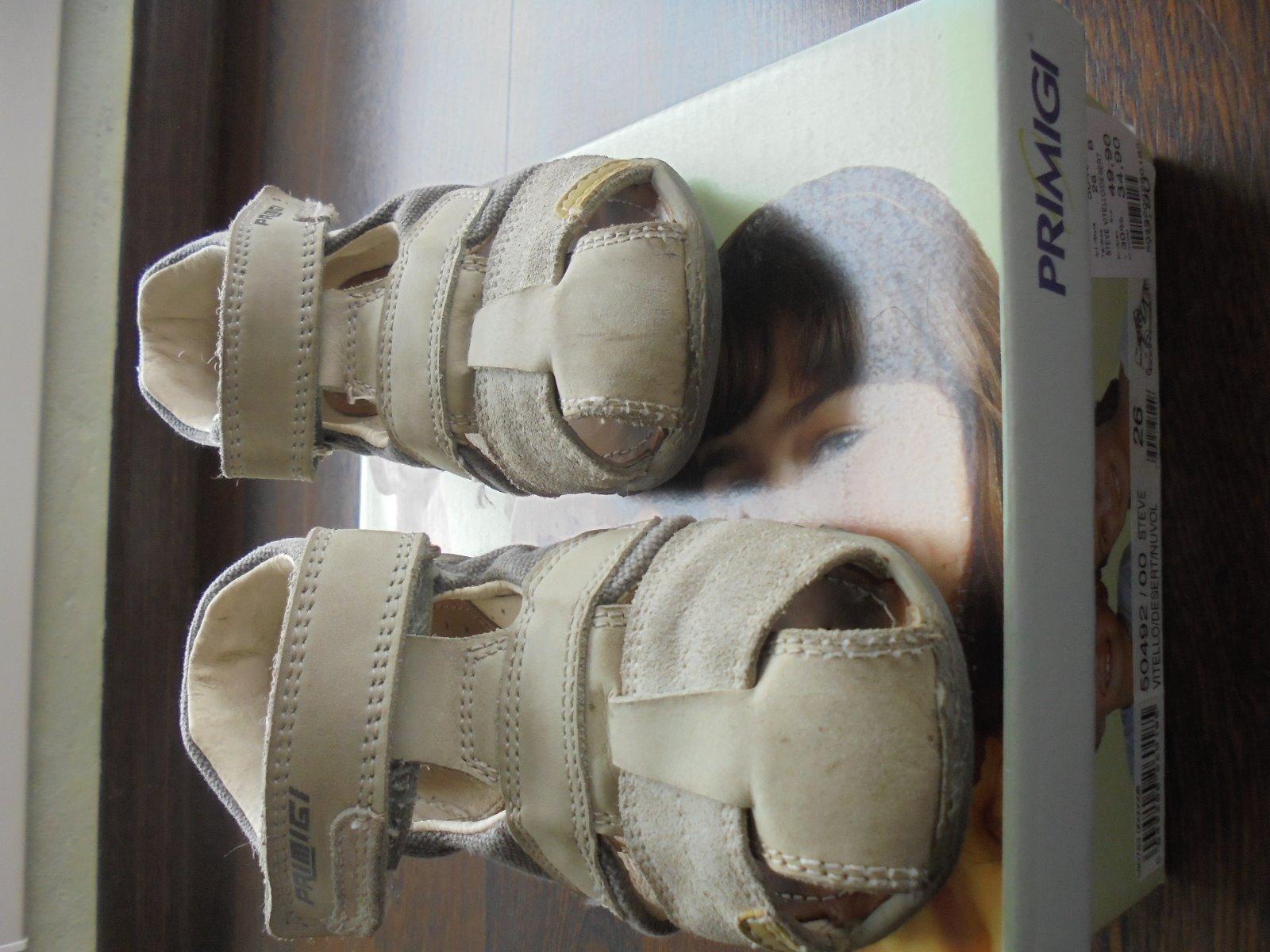 1da52e4082ff2 Chlapcenske sandale primigi, primigi,26 - 8 € od predávajúcej meris    Detský bazár   ModryKonik.sk