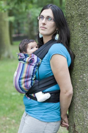 Výber ergonomického nosiča pre novorodenca II - Nosíme naše deti b7628039d9