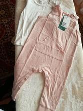 Overal a tričko, h&m,74