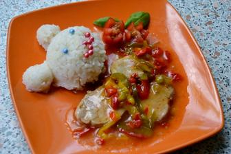 bravcova panenka s wok korenim a 3-farebnou paprikou :)