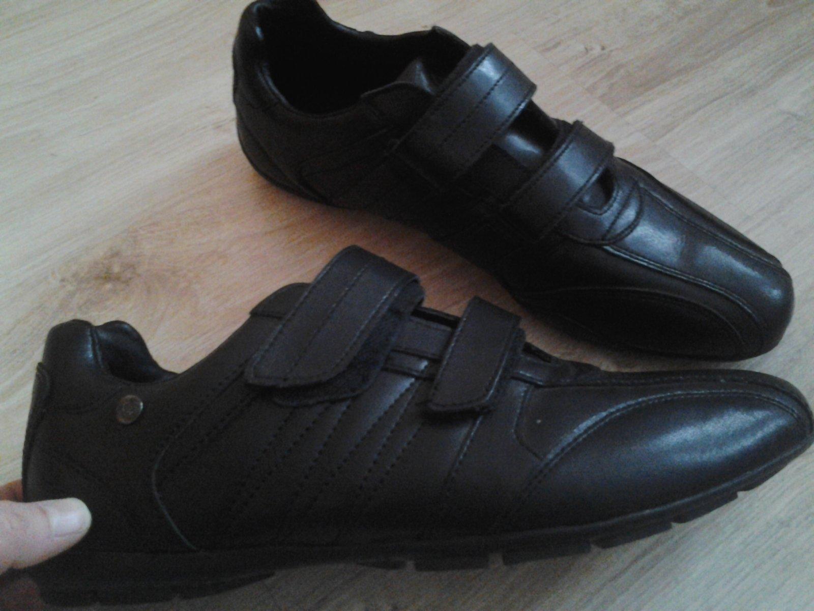 Pánske kožené topánky d28458a1a2a