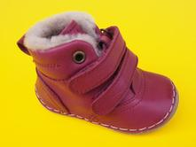 Detské zimné topánky froddo bordeaux, froddo,19 - 30