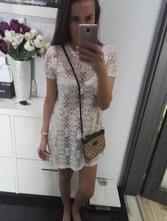 H&m cipkovane šaty, h&m,s