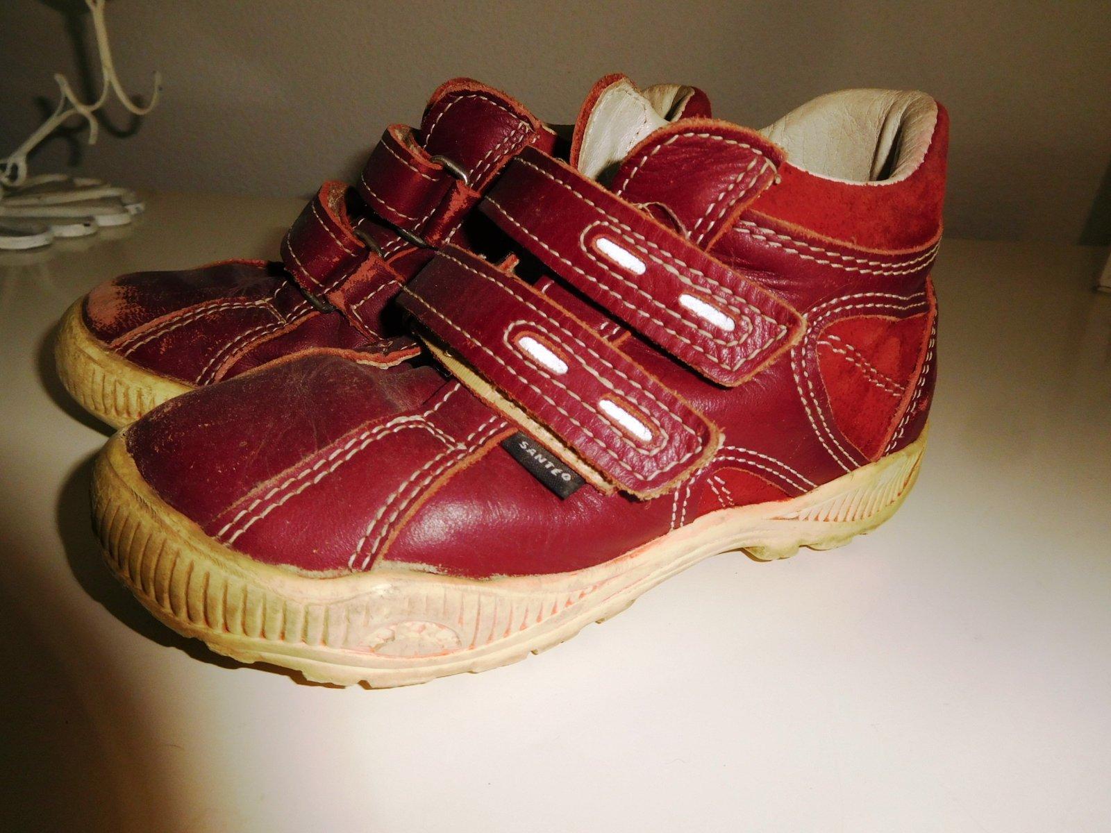 d73d8f4a0868 Kvalitné koženeé zdravotné topánky sante