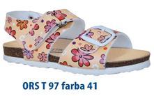 Ortopedické sandálky t97 - skladom, protetika,27 - 37
