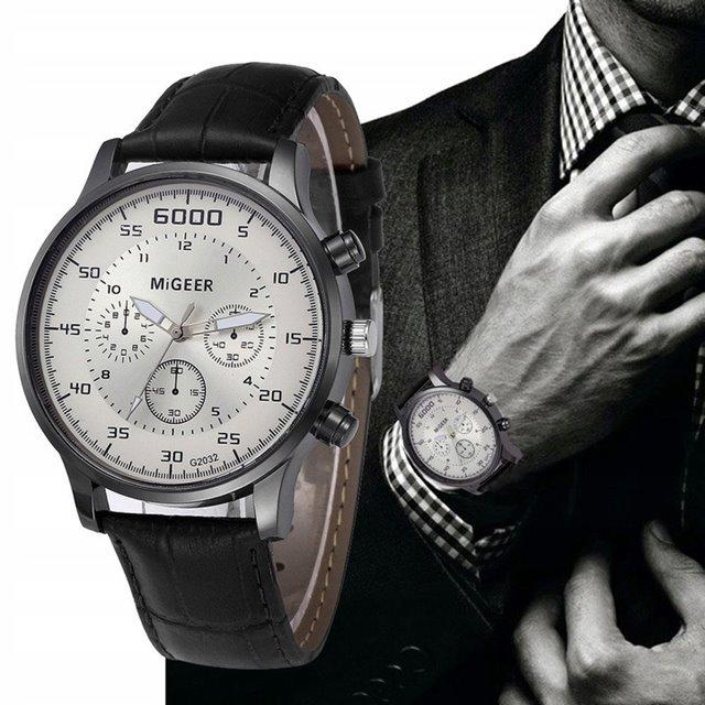 ad047a63e Elegantný pánske hodinky migger 6000, - 7,99 € od predávajúcej selmars |  Detský bazár | ModryKonik.sk