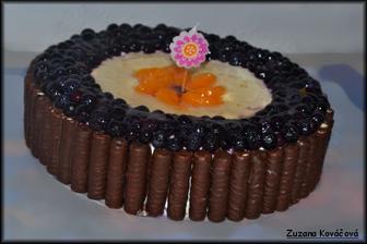 Ovocná tortička ♥