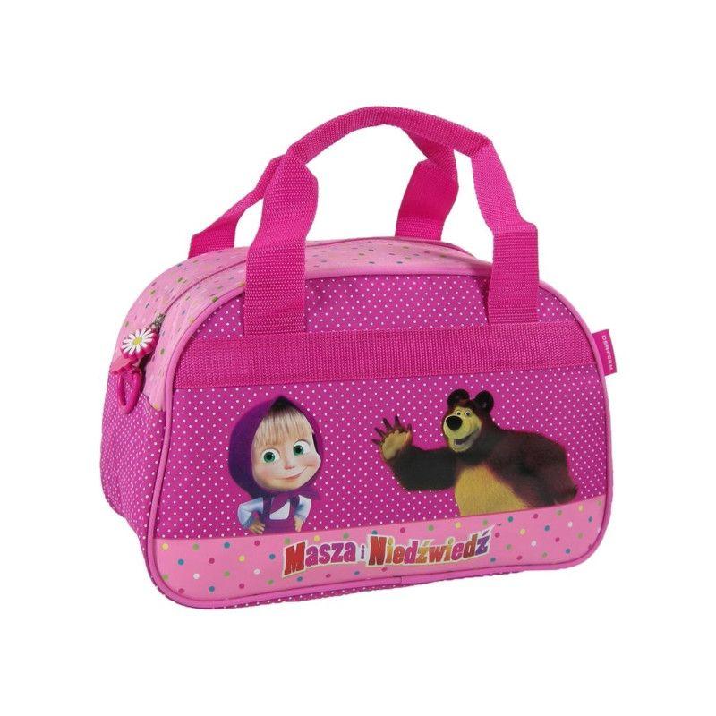 be083d34a38ae Detská cestovná taška máša a medveď, - 8,90 € od predávajúcej prevas |  Detský bazár | ModryKonik.sk