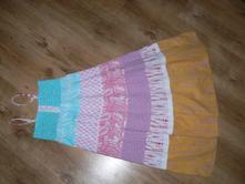 1x oblečené maxi šaty pc 30 eur, lindex,128