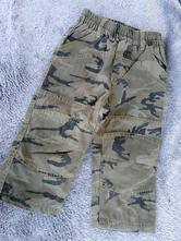 Zateplené nohavice, idexe,92