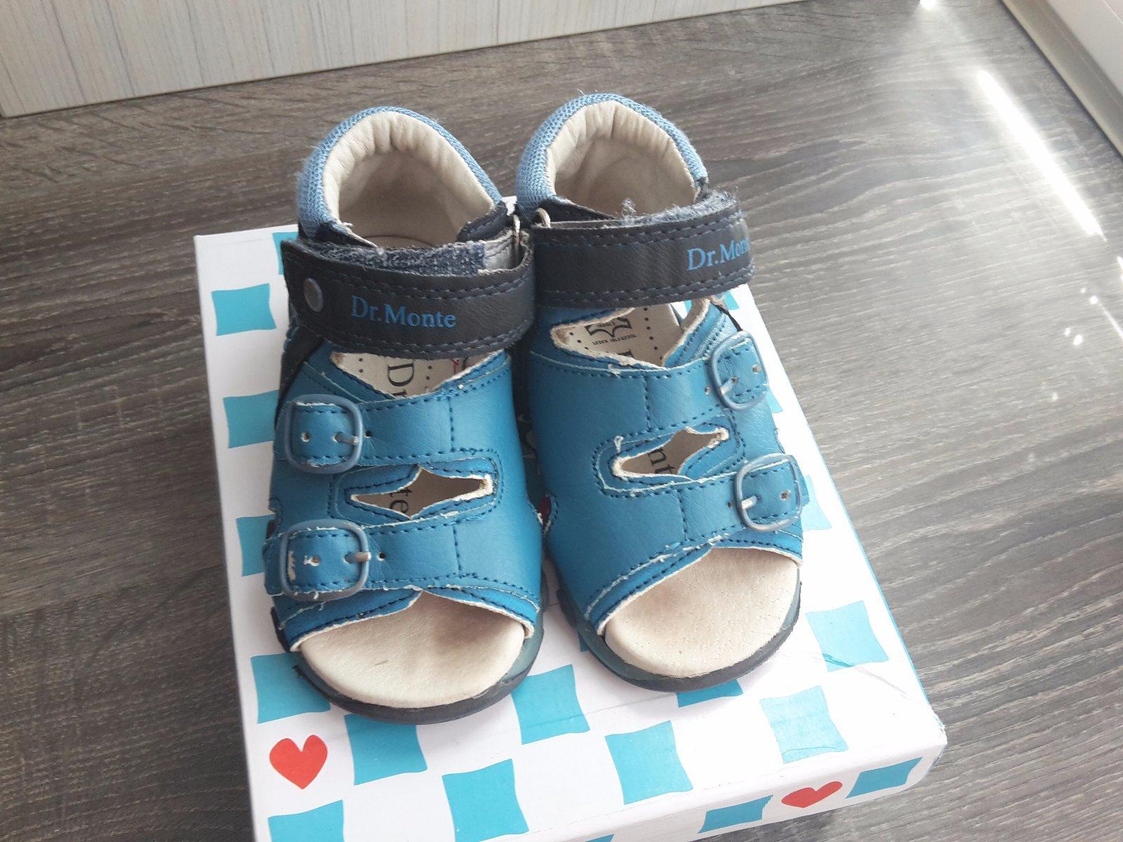 218f167ea3a6 Ortopedycké sandálky