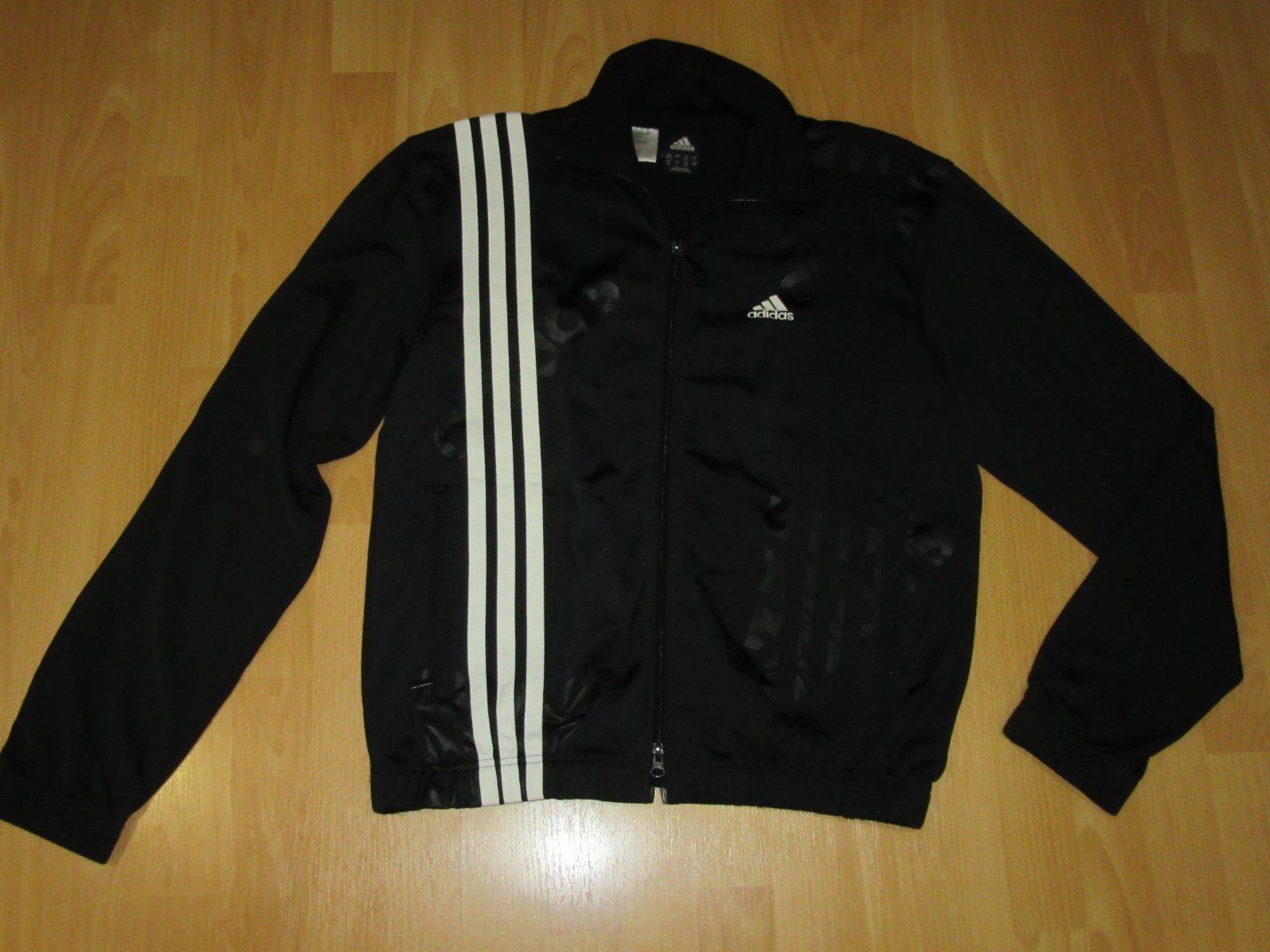 4610f8c37996 Adidas - športová mikina na zips