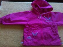 Detský ružový kabátik, 86