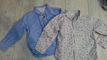 2 x košeľa ff + svetrik, f&f,104