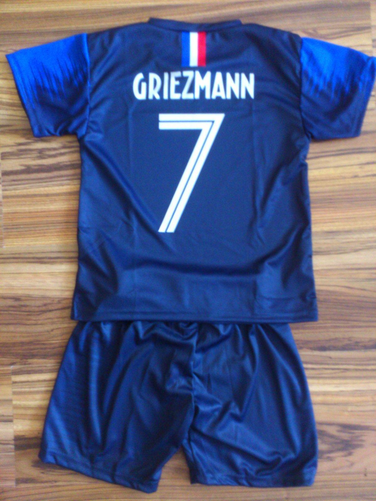 46256d6b6 Futbalový dres griezmann 158, 158 - 11 € od predávajúcej mamka5 | Detský  bazár | ModryKonik.sk