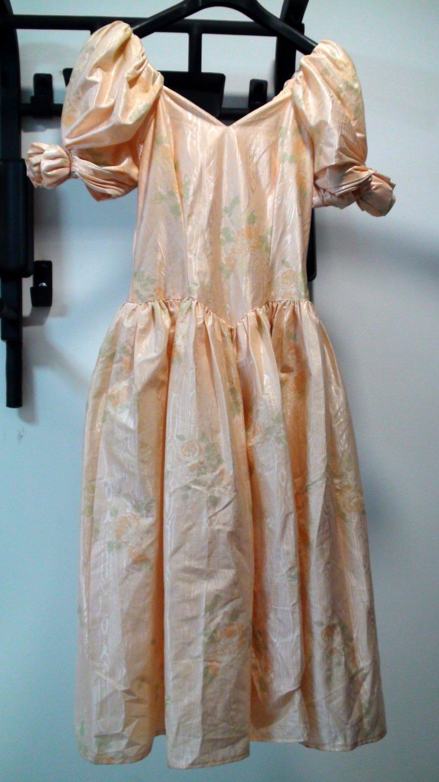 bda8073f8e54 Dámske karnevalové šaty - princezná veľ.m