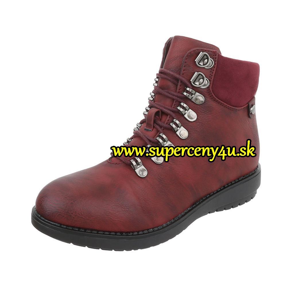 2971afb89fd9 Dámske členkové topánky  č.36