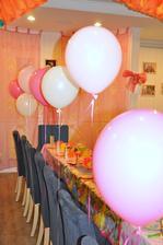 Balóny vždy nadchnú malých oslávencov aj ich hostí!