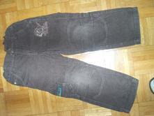 Menžestrové nohavice, veľ. 3-4 roky, dopodopo,104