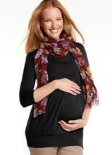 Sassy top pre tehotné aj na dojčenie -m, m