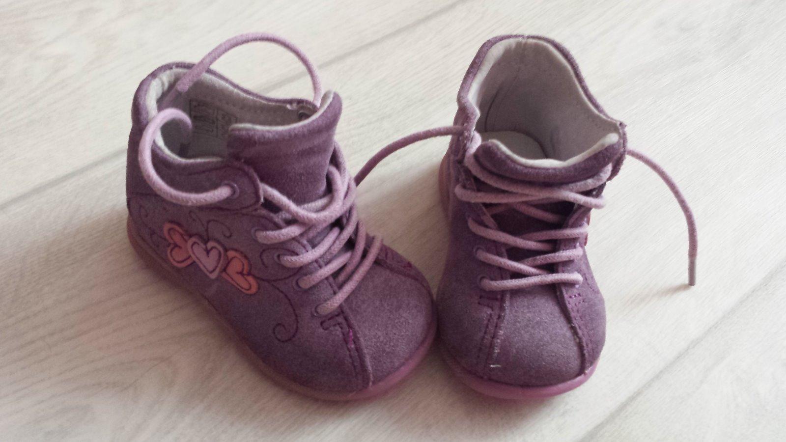 1d4547d8c42e2 Predám najmenšie detské topánočky na prvé krôčky, protetika,17 - 50 € od  predávajúcej ja_janula | Detský bazár | ModryKonik.sk