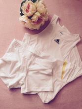 Adidas sportovy set- tenis, adidas,36