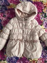 Dievčenská zimna bunda, benetton,98