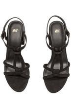 Dámske sandále -  h&m-vel. 37, h&m,37