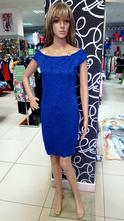 Mayo chix dámske čipkované šaty, m / s